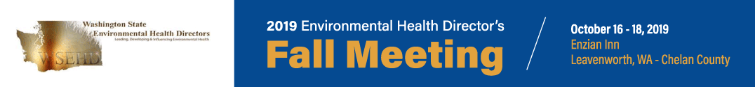 EHD 2019 Fall Meeting