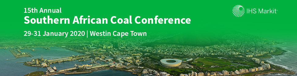 15th Annual Southern African Coal Conference