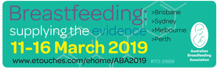 ABA Seminar: Breastfeeding - supplying the evidence