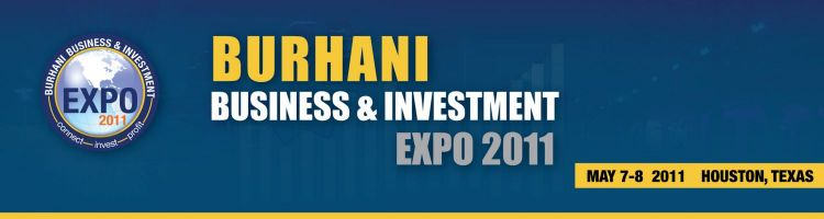 Burhani Business and Investment Expo 2011