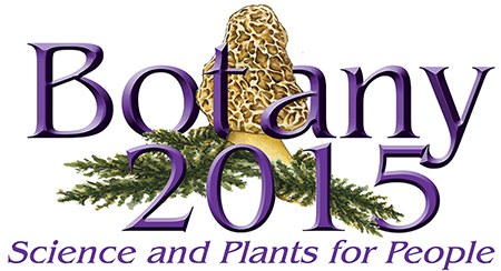 Botany 2015 - Science and People for Plants