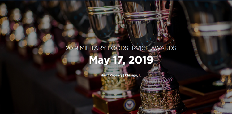2019  Annual Military Foodservice Awards Dinner