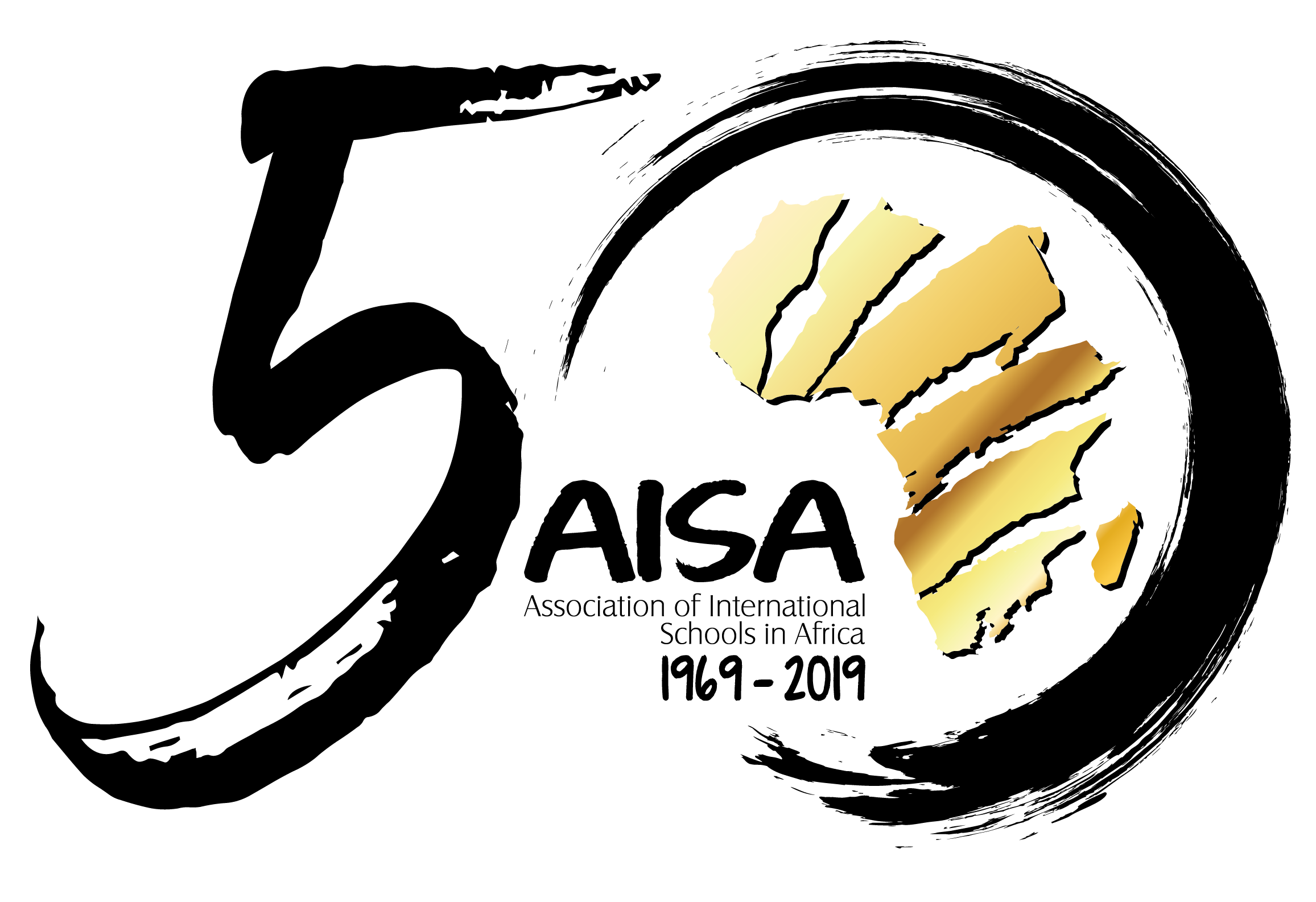 AISA 50th Logo