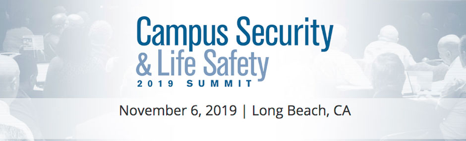 Campus Security & Life Safety Summit