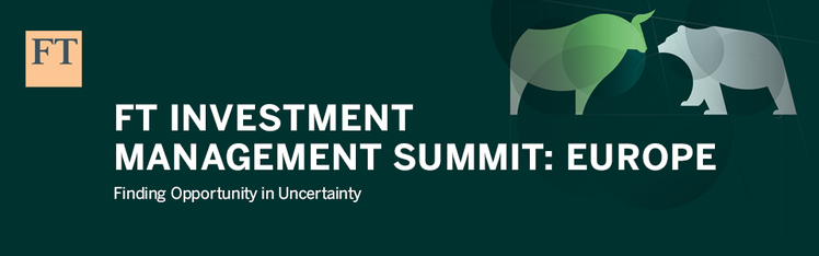 FT Investment Management Summit Europe 2017