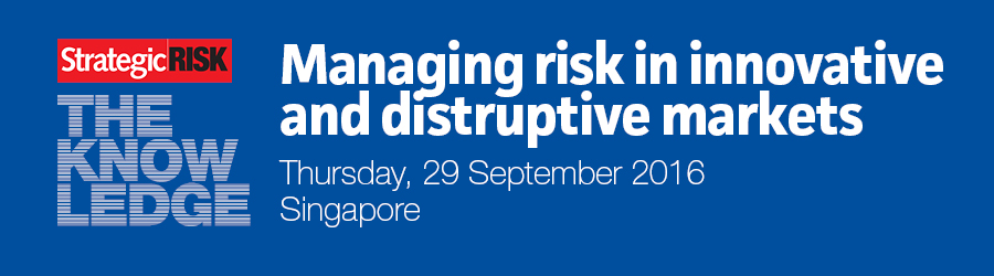 The Knowledge Live Singapore: Managing risk in innovative and disruptive