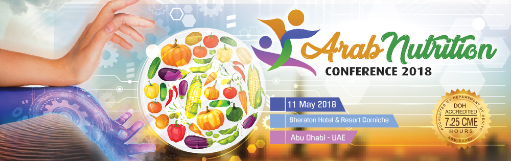 3rd Arab Nutrition Conference_May 11 , 2018
