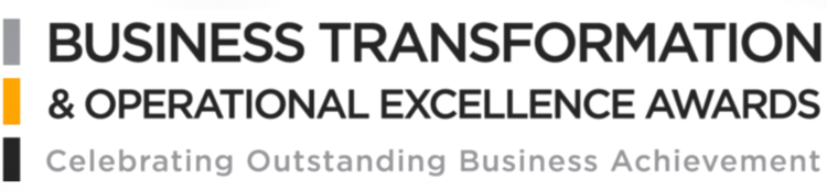The 2019 Business Transformation & Operational Excellence Awards (Copy)