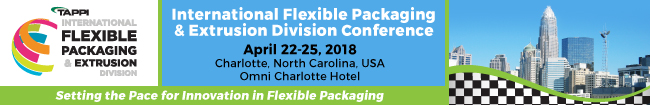 2018 International Flexible Packaging and Extrusion Division Conference