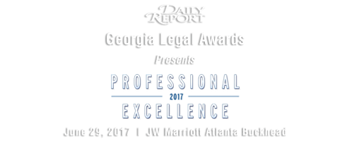 2017 Georgia Legal Awards