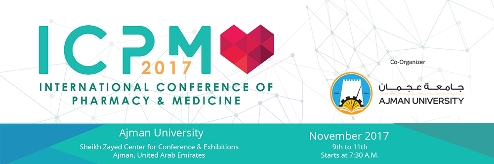 International Conference of Pharmacy & Medicine ICPM 2017