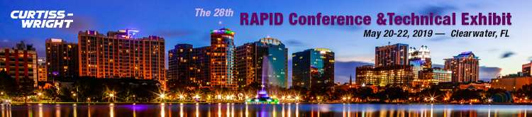 28th Annual RAPID Technical Conference & Vendor Exhibit (21021-0644)