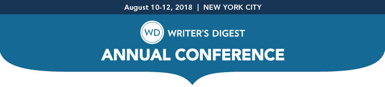 2018 Writer's Digest Annual Conference