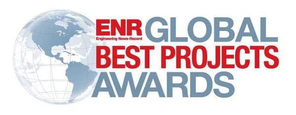 ENR Global Best Projects Awards 2018