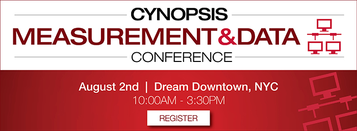 2018 Cynopsis Measurement + Data Conference