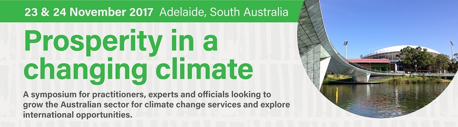 Climate Change Services Conference 2017