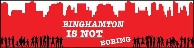 Binghamton is NOT Boring, An Interactive Community Expo