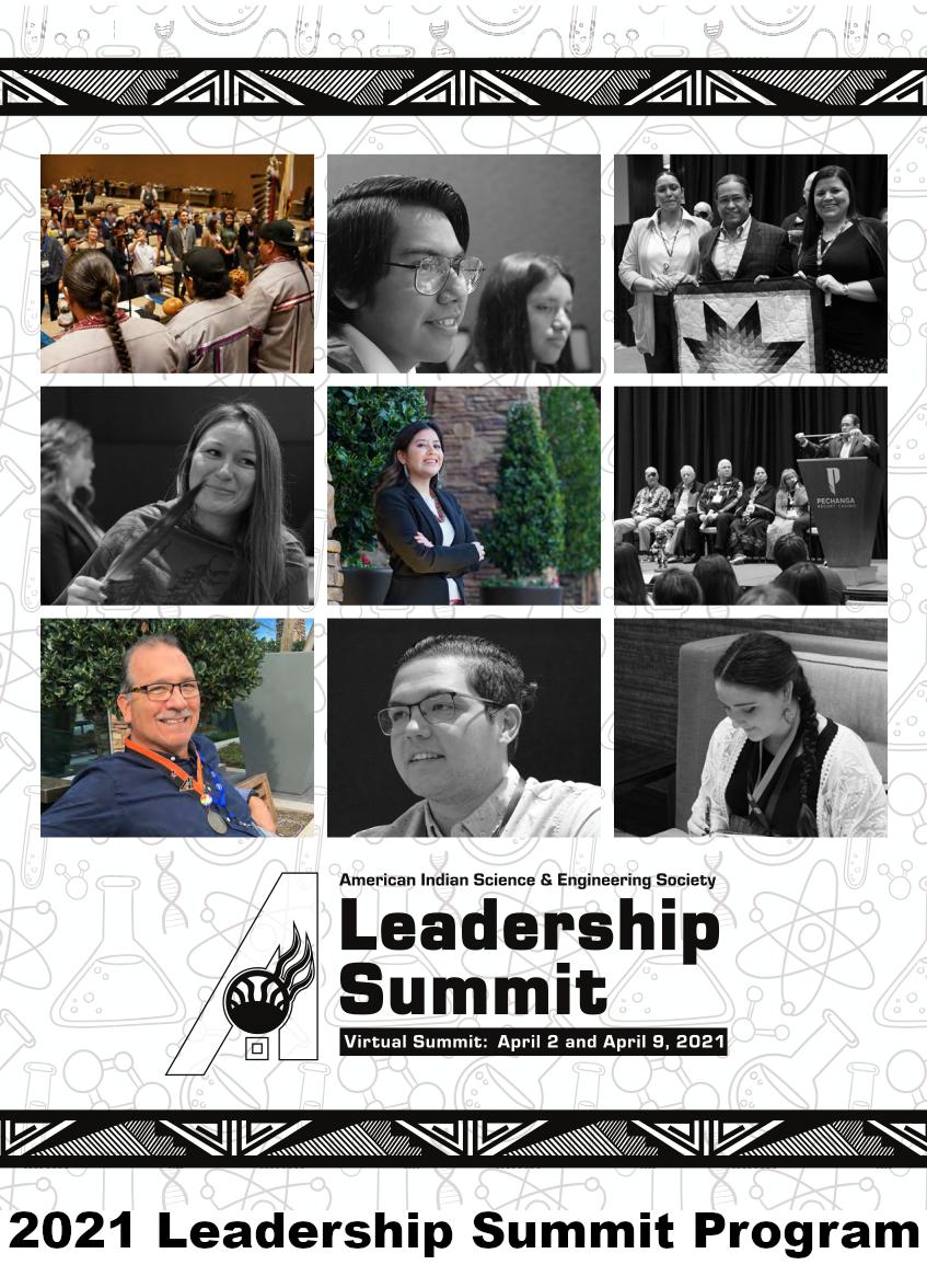2021 Leadership Summit Program