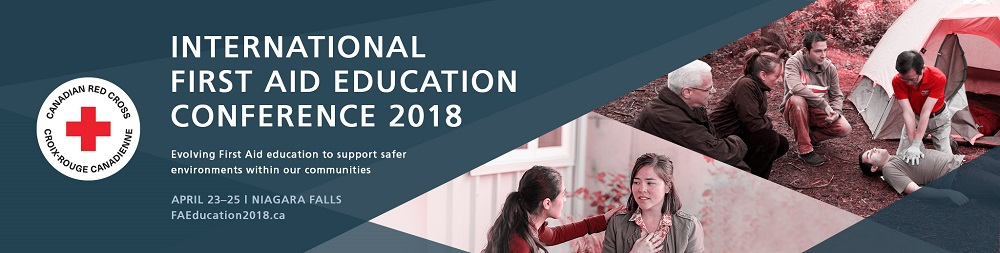 2018 International First Aid Education Conference