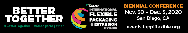 2020 International Flexible Packaging and Extrusion Division Conference
