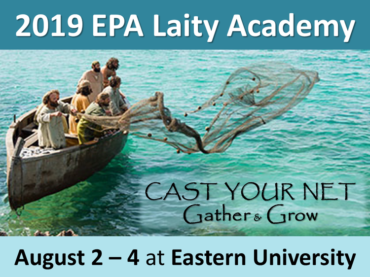 Laity Academy - 2019 Registration