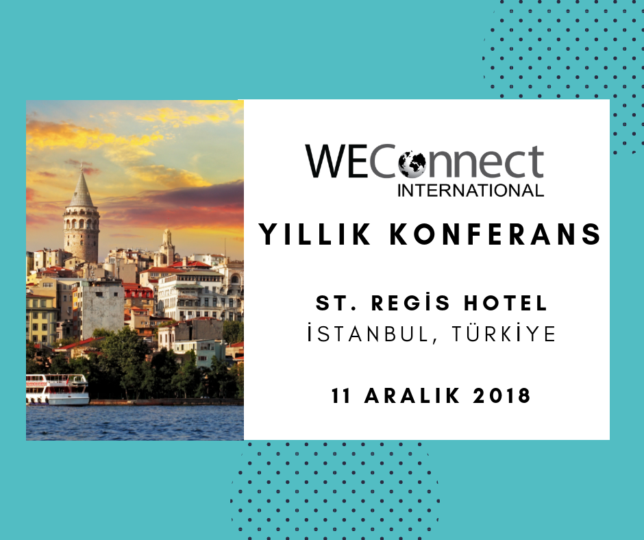 WEConnect International in Turkey Annual Conference