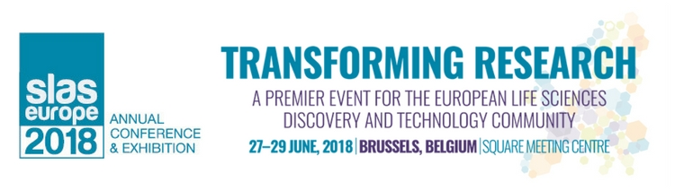 SLAS Europe Annual Conference and Exhibition 2018