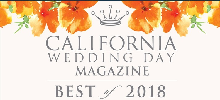 California Wedding Day Best of 2018 Finalists