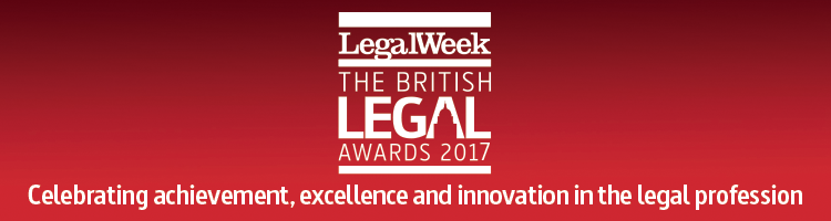 The British Legal Awards 2017