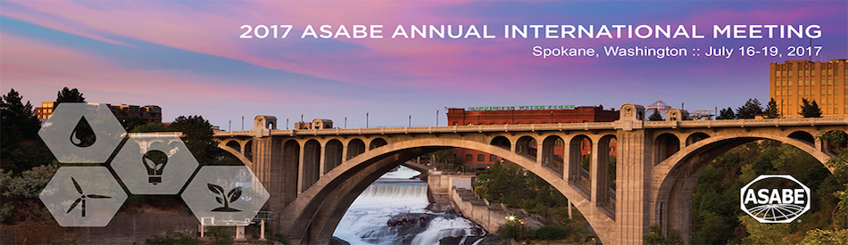 2017 ASABE Annual International Meeting