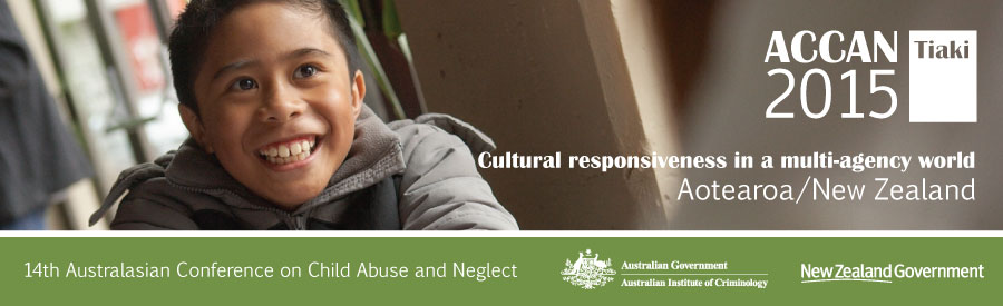 14th Australasian Conference on Child Abuse and Neglect