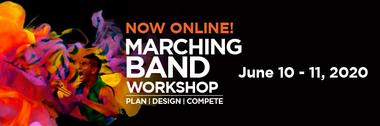 CSI Marching- Summer Workshop