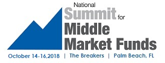 2018 National Summit for Middle Market Funds