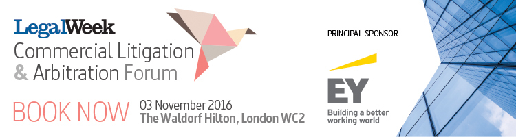 2016 Commercial Litigation & Arbitration Forum