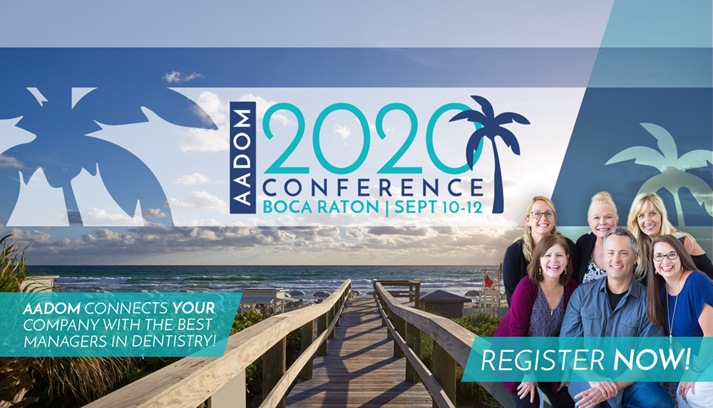 AADOM 16th Annual Dental Management Conference - Exhibitors