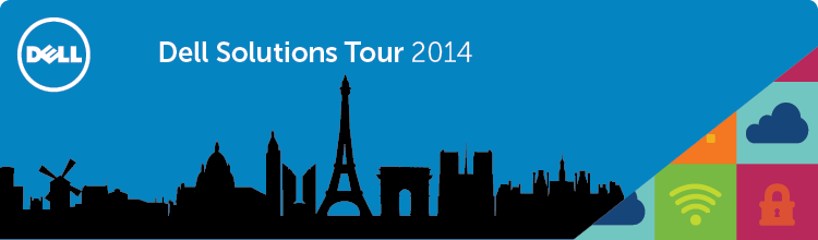 Dell Solutions Tour 2014 FR