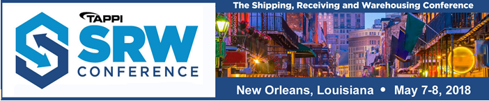 2018 TAPPI Shipping, Receiving and Warehousing Conference
