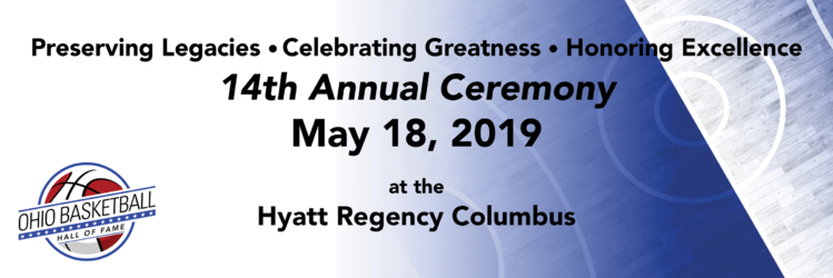2019 Ohio Basketball Hall of Fame Induction Ceremony