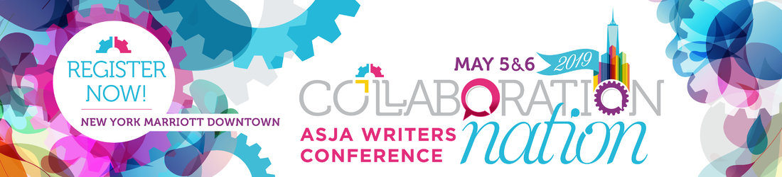 ASJA 2019 Annual Writers Conference