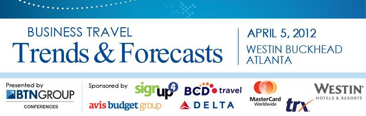 Business Travel Trends And Forecasts Atlanta