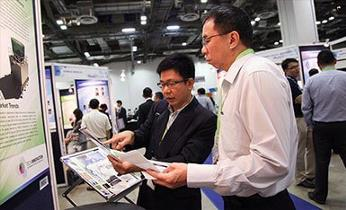 Over 80 exhibitors from 15 countries presented more than 270 ready-to-market enabling technologies