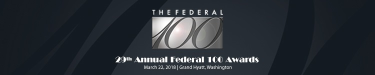 The 2018 Federal 100 Awards Gala