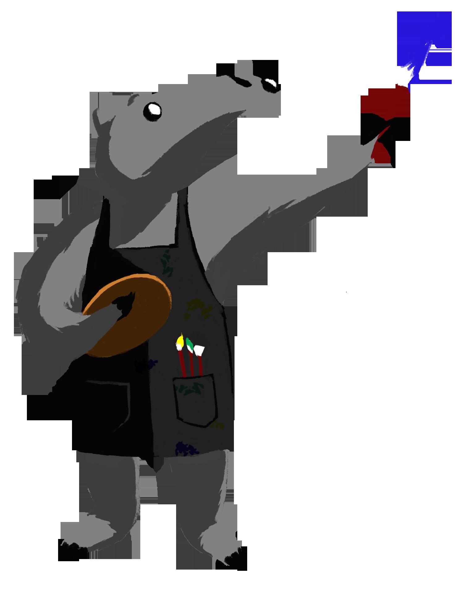 Peter Anteater - Artist