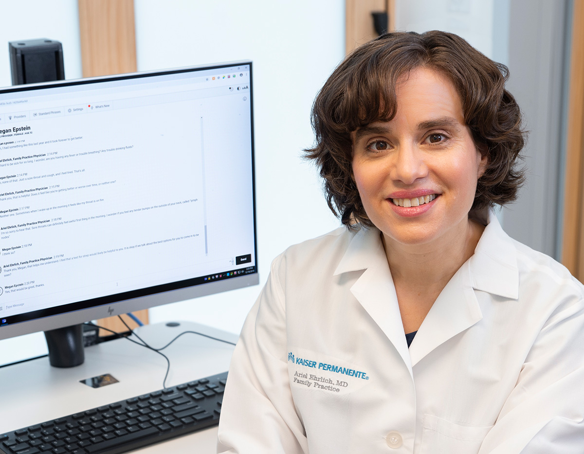 Ariel Ehrlich, MD