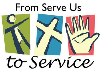 From Serve Us to Service