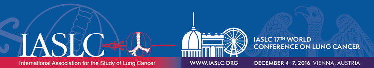 IASLC 17th World Conference on Lung Cancer