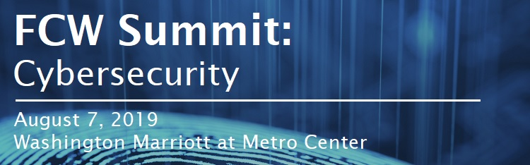 FCW Summit: Cybersecurity