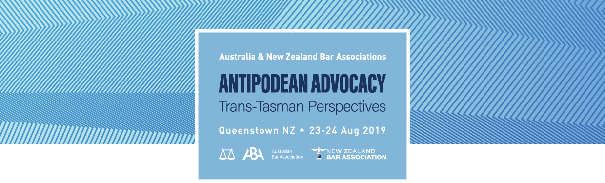 Australian & New Zealand Bar Association's Joint Conference