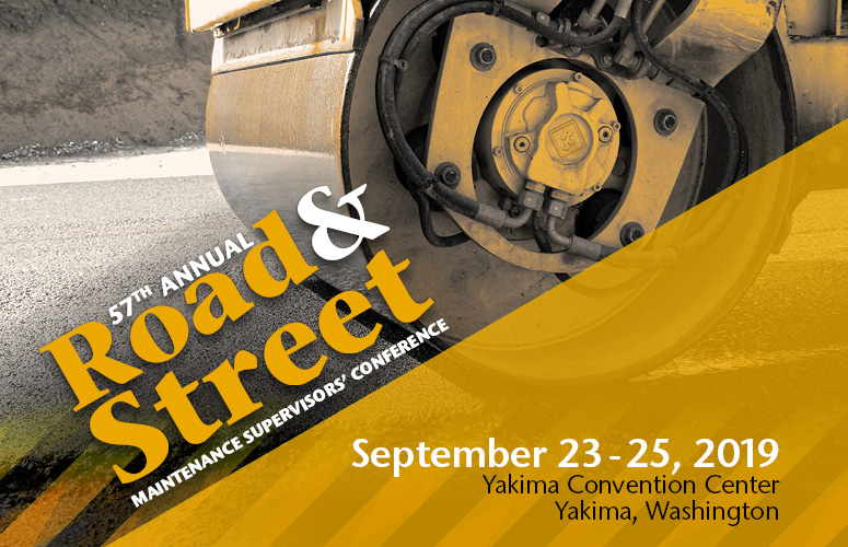 2019 Road & Street Maintenance Supervisors' Conference