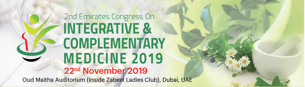 2nd Emirates Congress on Integrative and Complementary Medicine 2019_Nov 22, 2019